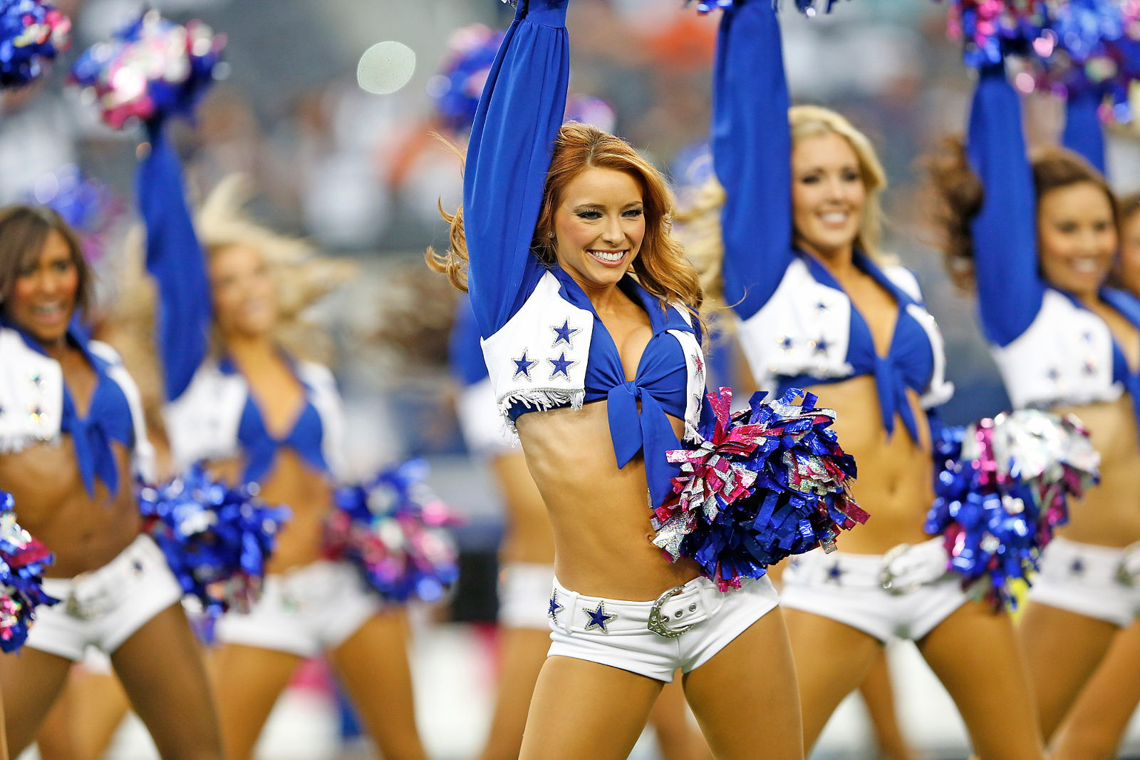 Dallas Cowboys Cheerleaders Rejuve Med Spa Dallas, TX